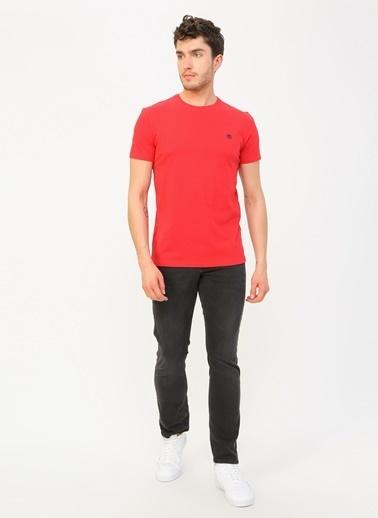 Timberland Tişört Kırmızı